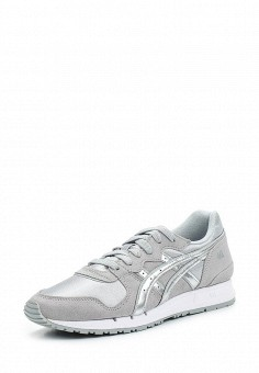Кроссовки, ASICSTiger, цвет: серый. Артикул: AS009AWVSP26. Женская обувь / Кроссовки и кеды