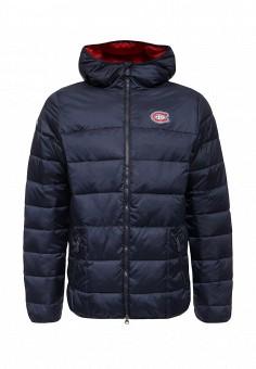 Куртка утепленная, Atributika & Club™, цвет: синий. Артикул: AT006EMLQI69. Мужская одежда / Верхняя одежда / Пуховики и зимние куртки