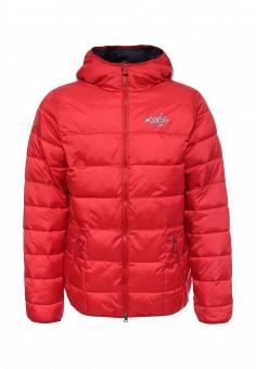 Куртка утепленная, Atributika & Club™, цвет: красный. Артикул: AT006EMLQI71. Мужская одежда / Верхняя одежда / Пуховики и зимние куртки
