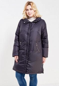 Пуховик, Baon, цвет: черный. Артикул: BA007EWWAM54. Женская одежда / Верхняя одежда / Пуховики и зимние куртки / Длинные пуховики и куртки