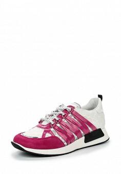 Кроссовки, Barracuda, цвет: розовый. Артикул: BA056AWNXW42. Женская обувь / Кроссовки и кеды
