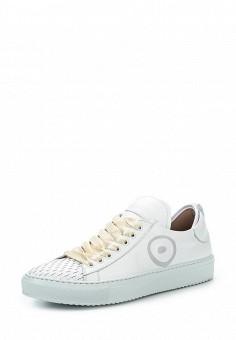 Кеды, Barracuda, цвет: белый. Артикул: BA056AWNXW47. Женская обувь / Кроссовки и кеды