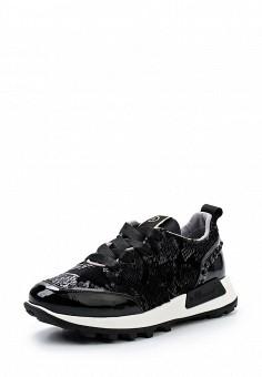 Кроссовки, Barracuda, цвет: черный. Артикул: BA056AWUSC69. Женская обувь / Кроссовки и кеды
