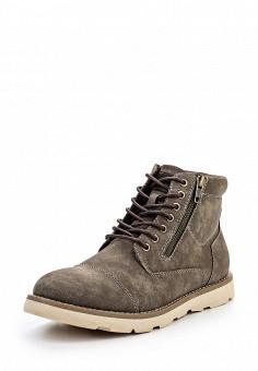 Ботинки, Bata, цвет: коричневый. Артикул: BA060AMQEF09. Мужская обувь / Ботинки и сапоги
