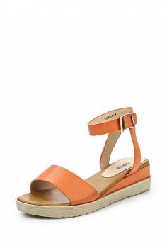 Сандалии, Betsy, цвет: коралловый. Артикул: BE006AWQBV20. Женская обувь