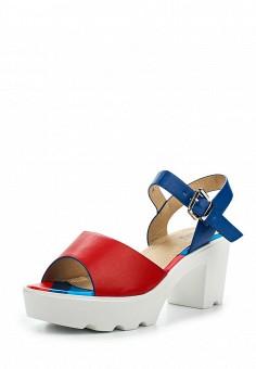 Босоножки, Betsy, цвет: мультиколор. Артикул: BE006AWQCC92. Женская обувь