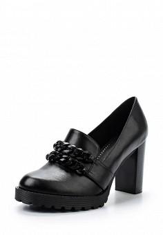 Туфли, Betsy, цвет: черный. Артикул: BE006AWUDU00. Женская обувь