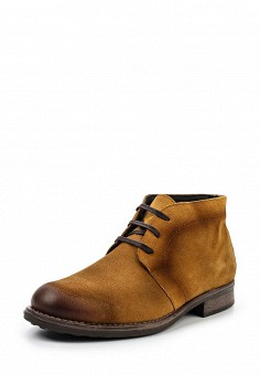 Ботинки, Beppi, цвет: коричневый. Артикул: BE099AMWAD44. Мужская обувь / Ботинки и сапоги