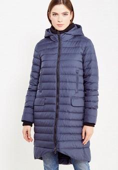 Пуховик, Bosideng, цвет: синий. Артикул: BO026EWVBC49. Премиум / Одежда / Верхняя одежда / Пуховики и зимние куртки