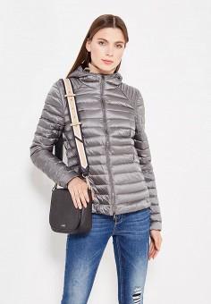 Пуховик, Bosideng, цвет: серый. Артикул: BO026EWVBC55. Премиум / Одежда / Верхняя одежда / Пуховики и зимние куртки