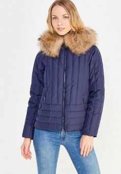Пуховик, Bosideng, цвет: синий. Артикул: BO026EWVBC60. Премиум / Одежда / Верхняя одежда / Пуховики и зимние куртки