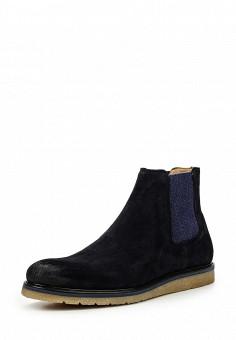 Ботинки, Boss Orange, цвет: синий. Артикул: BO456AMSRU24. Мужская обувь / Ботинки и сапоги