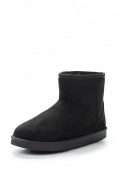 Полусапоги, Diamantique, цвет: черный. Артикул: DI035AWYAY33. Женская обувь / Сапоги