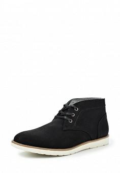 Кеды, Elong, цвет: черный. Артикул: EL025AMIAF41. Мужская обувь / Ботинки и сапоги