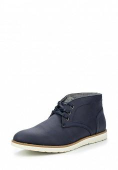 Кеды, Elong, цвет: синий. Артикул: EL025AMIAF47. Мужская обувь / Ботинки и сапоги