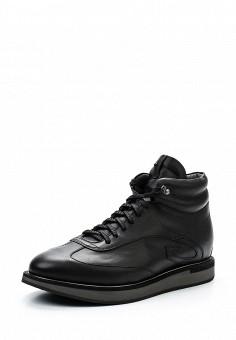 Ботинки, Guardiani Sport, цвет: черный. Артикул: GU013AMUNL67. Мужская обувь / Ботинки и сапоги