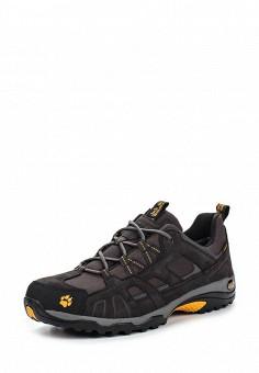 Ботинки трекинговые, Jack Wolfskin, цвет: серый. Артикул: JA021AMPDR45. Мужская обувь / Ботинки и сапоги