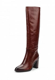 Сапоги, Julia Grossi, цвет: коричневый. Артикул: JU011AWWGB46. Женская обувь / Сапоги / Сапоги