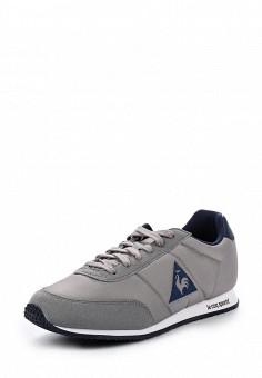 Кроссовки, Le Coq Sportif, цвет: серый. Артикул: LE004AUVWM52. Женская обувь / Кроссовки и кеды / Кроссовки
