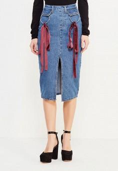 Джинсовые юбки купить красноярск