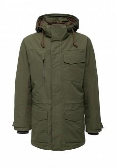 Куртка утепленная, Luhta, цвет: хаки. Артикул: LU692EMWRF22. Мужская одежда / Верхняя одежда / Парки