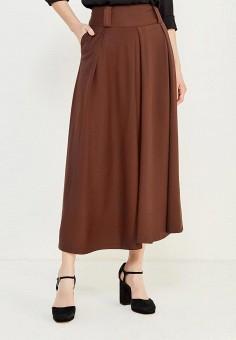 Коричневые юбки больших размеров