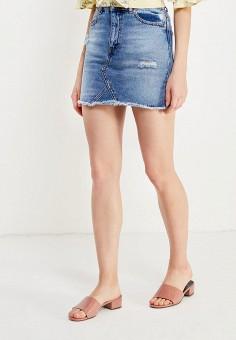 Джинсовые летние юбки купить в интернет магазине