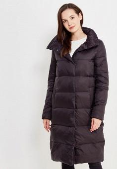 Пуховик, Modis, цвет: черный. Артикул: MO044EWWYW78. Женская одежда / Верхняя одежда / Пуховики и зимние куртки