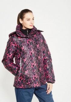 Куртка утепленная, Modis, цвет: черный. Артикул: MO044EWXWU45. Женская одежда / Верхняя одежда / Пуховики и зимние куртки