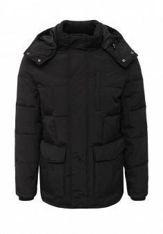 Пуховик, Colin's, цвет: черный. Артикул: MP002XM0W3W1. Мужская одежда / Верхняя одежда / Пуховики и зимние куртки