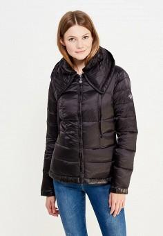 Пуховик, Colin's, цвет: черный. Артикул: MP002XW1AIQX. Женская одежда / Верхняя одежда / Пуховики и зимние куртки