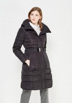 Пуховик, Colin's, цвет: черный. Артикул: MP002XW1ASE5. Женская одежда / Верхняя одежда / Пуховики и зимние куртки