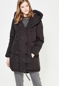 Пуховик, Colin's, цвет: черный. Артикул: MP002XW1ASED. Женская одежда / Верхняя одежда / Пуховики и зимние куртки
