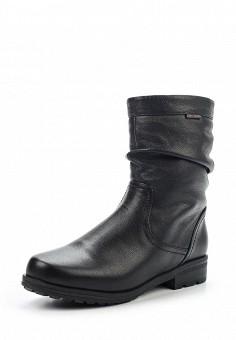 Полусапоги, Provocante, цвет: черный. Артикул: MP002XW1AY5J. Женская обувь / Сапоги