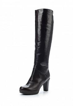 Ботфорты, Provocante, цвет: коричневый. Артикул: MP002XW1AYH4. Женская обувь / Сапоги