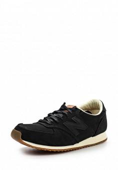 Кроссовки, New Balance, цвет: черный. Артикул: NE007AUPEH39. Женская обувь / Кроссовки и кеды / Кроссовки