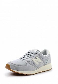 Кроссовки, New Balance, цвет: серый. Артикул: NE007AWUOA02. Женская обувь / Кроссовки и кеды / Кроссовки