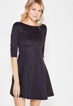 Черная платья миди купить