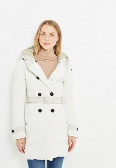 Пуховик, Parajumpers, цвет: белый. Артикул: PA997EWTCG64. Женская одежда / Верхняя одежда / Пуховики и зимние куртки