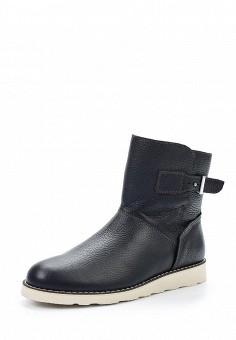 Полусапоги, Ralf Ringer, цвет: черный. Артикул: RA084AWVSB74. Женская обувь / Сапоги