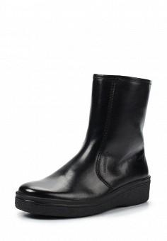 Сапоги, Salamander, цвет: черный. Артикул: SA815AMJI927. Мужская обувь / Ботинки и сапоги