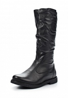 Сапоги, Salamander, цвет: черный. Артикул: SA815AWJI959. Женская обувь / Сапоги