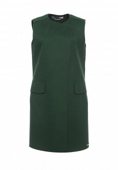 Жилет, Sportmax Code, цвет: зеленый. Артикул: SP027EWORD19. Премиум / Одежда / Верхняя одежда