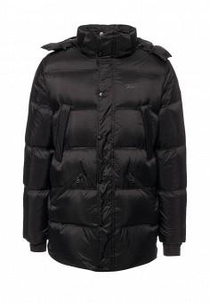 Пуховик, Tenson, цвет: черный. Артикул: TE948EMXMB49. Мужская одежда / Верхняя одежда / Пуховики и зимние куртки