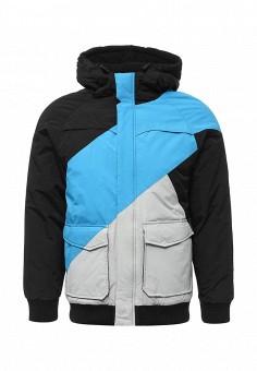 Куртка утепленная, Urban Classics, цвет: мультиколор. Артикул: UR005EMXVF15. Мужская одежда / Верхняя одежда / Пуховики и зимние куртки