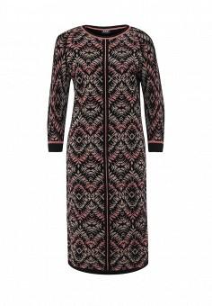 Ламода вязаное платье