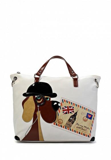 Большие сумки Braccialini купить в интернет-магазине Пан