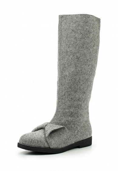 Валенки CHER BOW DETAIL FELT BOOT 'RX'
